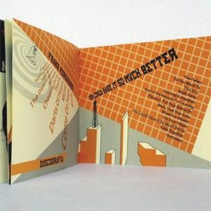 茶山画册印刷设计